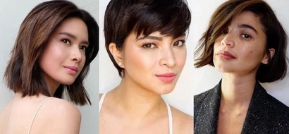 14 Celebs with short hair perfect for the summer