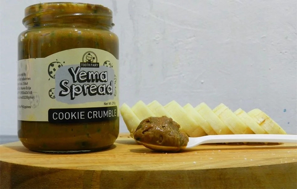 The best thing since sliced bread is the Yema Spread!