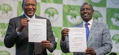 Uhuru election win celebrations turn tragic after Lorry runs over KCPE candidate in Nakuru