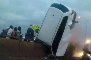 Avocados kill Jubilee MP's bodyguard instantly on Thika Road (photo)