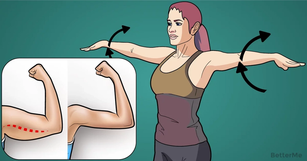 8 simple moves which help make your arms sexy and toned
