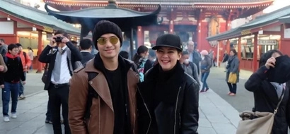 Hanggang sa forever! Chynna Ortaleza and Kean Cipriano take over Tokyo for their first anniversary