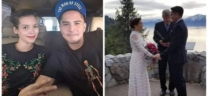 Road to forever daw! Desiree Del Valle and Boom Labrusca are now officially married