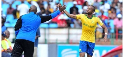 Downs star Mabunda believes his success is all thanks to a prophet who prayed for him