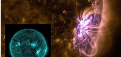 Scientists capture largest solar flare in 12 years, compare its radiation to a billion hydrogen bombs