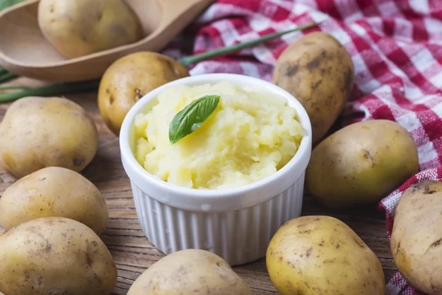 Potato Puree is Useful for Workouts
