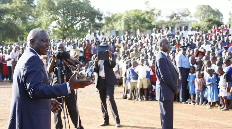 Ruto tayari ana mwaniaji mwenza katika Uchaguzi Mkuu wa 2022