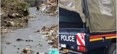 Dandora residents HORRIFIED after discovering decomposing human leg