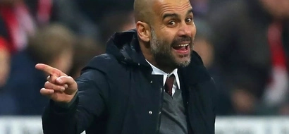 Major coup: Pep Guardiola appointed at Manchester club