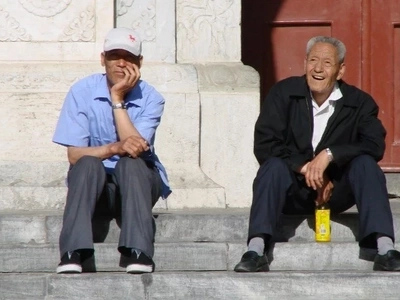 How Sad - Chinese Nursing Home Has To PAY Family To Visit Their Relatives