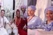 This spectacular interracial wedding will definitely brighten your day (photos)