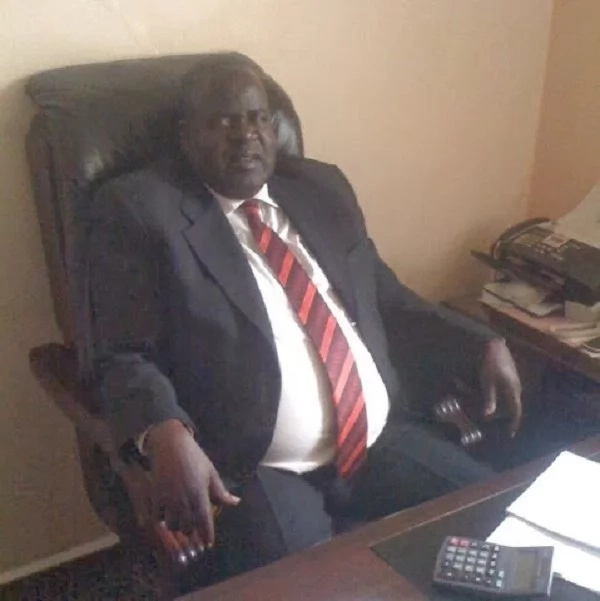 Homabay Governor blasted for his posture
