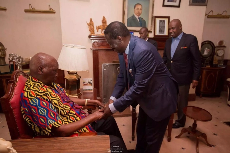 Kalonzo announces plans to visit former president Moi after Raila