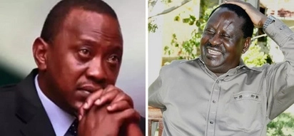 Raila is the man to send Uhuru home but this is why he SHOULDN'T be the NASA flag-bearer