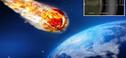 Looming apocalypse! Over 20 'death stars' with potential to wipe out life on Earth are coming