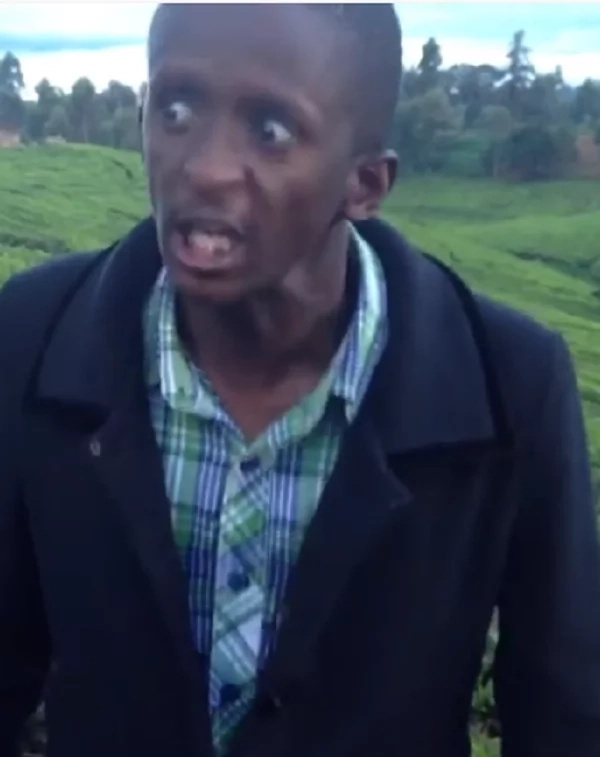 This new video from Njugush will make you laugh not matter how angry you might be