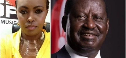 Raila is more powerful now than he was as a Prime Minister, and he is playing all of us - Caroline Mutoko