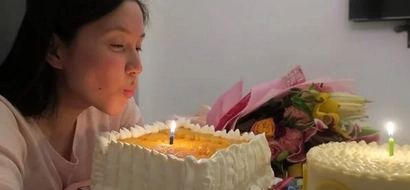 Why did Mariel Padilla cry on her birthday?