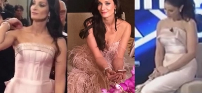 Dayanara Torres is a vision in pink in her PH appearances