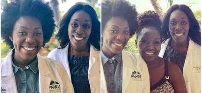 Inspirational sisters use social media to share their journey through medical school