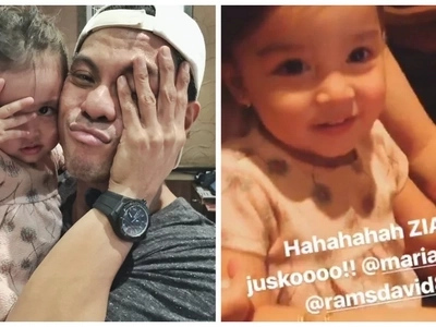 Katuwaan lang naman! Jerald Napoles defends Baby Zia Dantes from bashers regarding the Instagram story she starred in