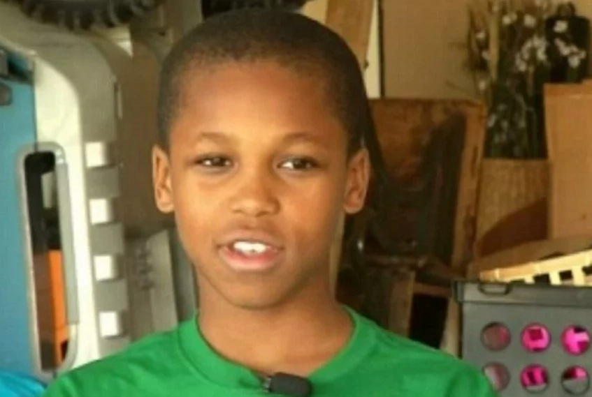 Genius! Boy, aged 10, invents device to prevent deaths of babies in HOT CARS (photos)