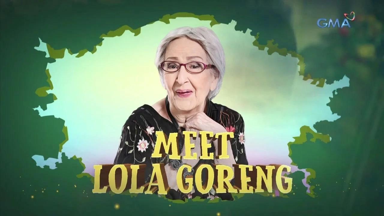 """""""Natutuwa ako dahil sa edad kong 83 eh, nabibigyan pa rin ako ng ganitong programa na sa akin ang sentro ng kuwento"""", Gloria Romero todo hataw pa rin!"""