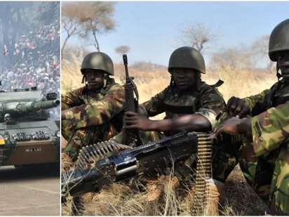 KDF military power declines further in global ranking