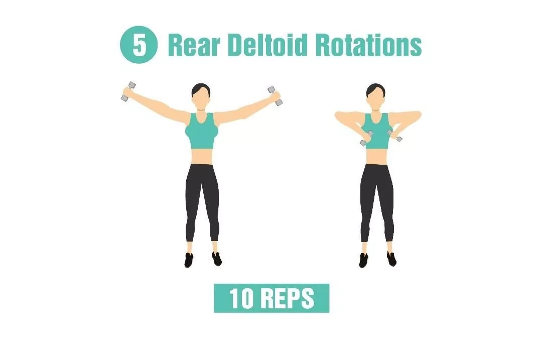 Exercises To Get Rid Of Lower Back Fat 16