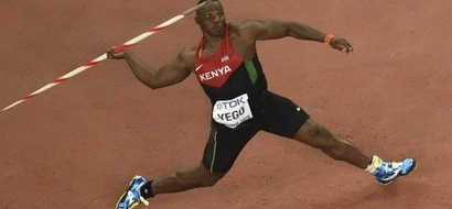 Julius Yego Records Third Longest Throw Ever, Wins Gold For Javelin Toss