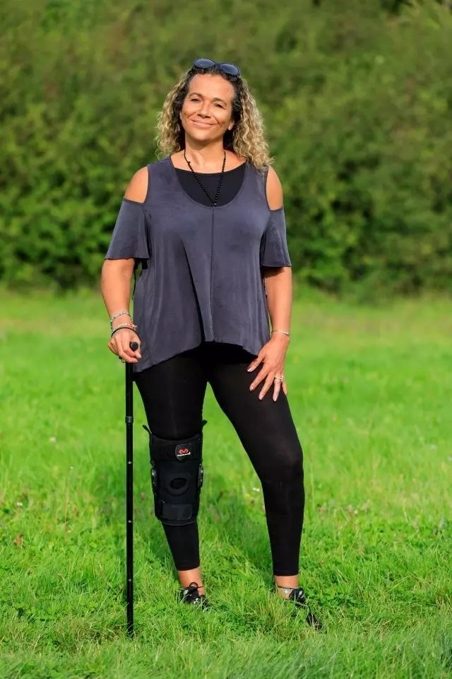 Walk of life! Woman claims walking 10,000 steps a day saved her life