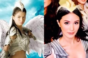 Lilipad na ang bagong Alwina! Angel Locsin's iconic role in Mulawin to be reprised by Heart Evangelista