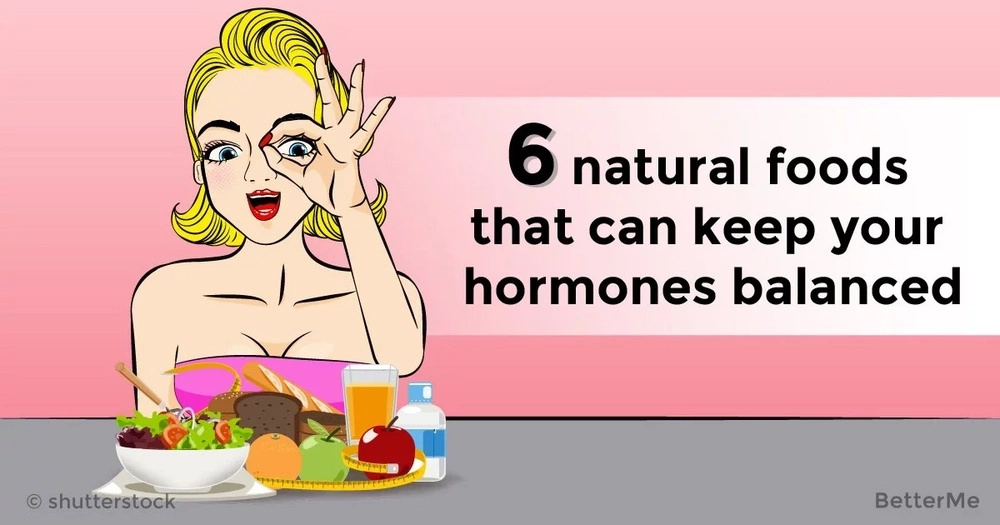 6 natural foods that can keep your hormones balanced