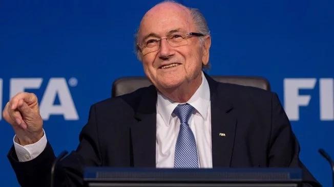 Blatter confiesa que fue testigo de sorteos dirigidos