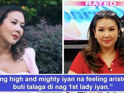 Eto raw pala totoong ugali niya! Netizen ikinuwento ang nasaksihan kung paano daw mag-asta 'high and mighty' si Korina Sanchez