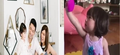 Nakakagigil! Scarlet Snow charms netizens in another adorable video