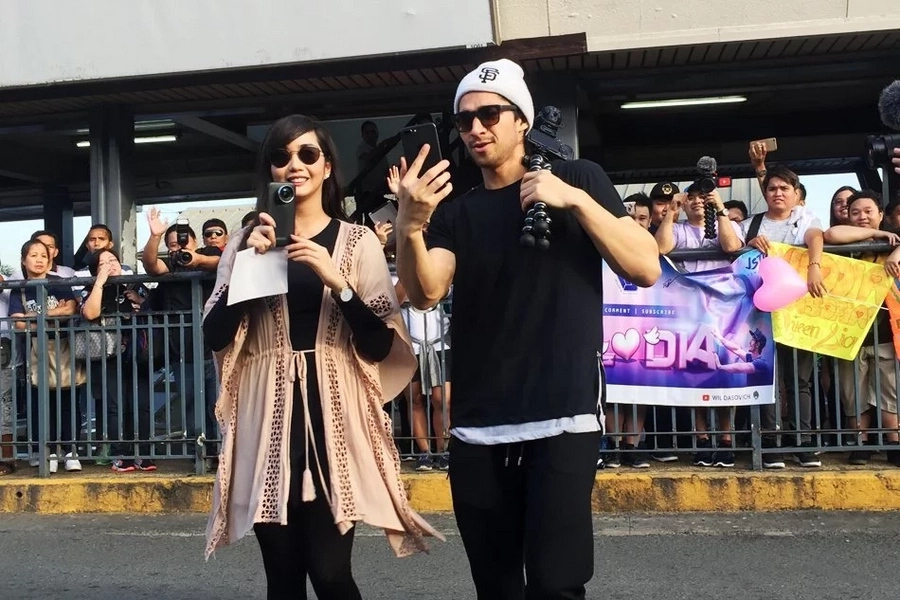 Wil Dasovich and Alodia Gosiengfiao's love story revealed - from ex-competitors to lovers