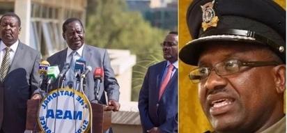 Mkutano mkubwa wa NASA wapigwa marufuku na polisi