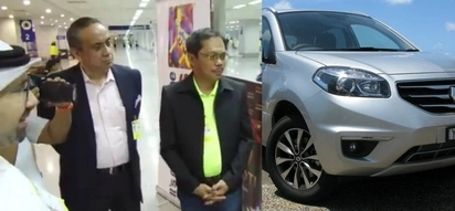 Lucky OFW to celebrate Christmas with P1-M worth of brand new car after winning in Korooti-NAIA raffle draw