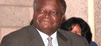 Mwai Kibaki's relative reveals his condition after visiting the former president