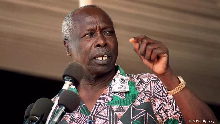 When Ntimama said unkind words about Kibaki,Moi and Kalonzo