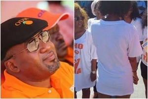 See how Joho Queens induced lust with tiny shorts in the streets of Mombasa (Photos)
