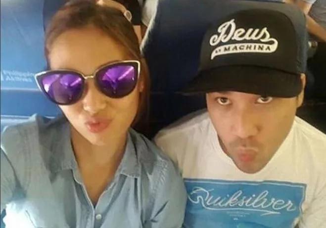Maja Salvador says she's dating a non-showbiz guy