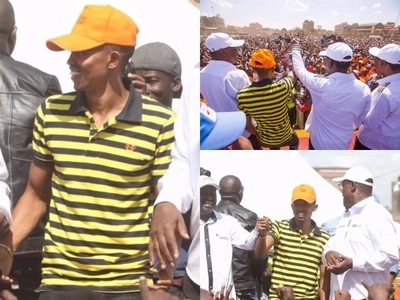This is why Raila Odinga wants Moha Jicho Pevu to be Nyali MP