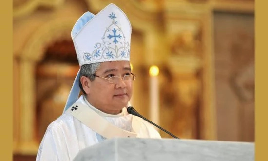 Bishop slams Duterte for breaking campaign promise