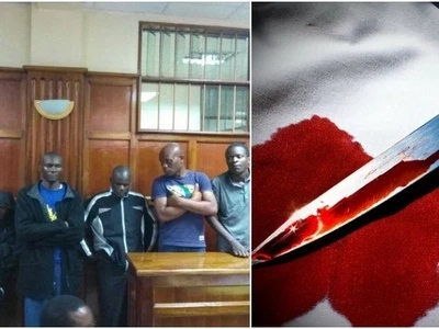 NASA MCA in court for murder
