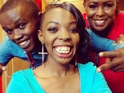 Mtangazaji wa Kiss 100 Adelle Onyango anunua viatu vya gharama ya juu zaidi
