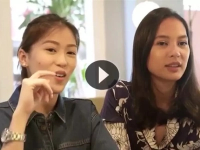 Alex Gonzaga hilariously fails in trying to be like Isabelle Daza in online segment