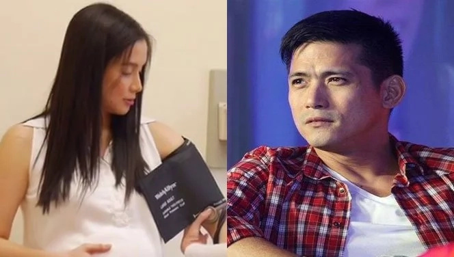 Robin hopes for US Visa to be with Mariel during delivery