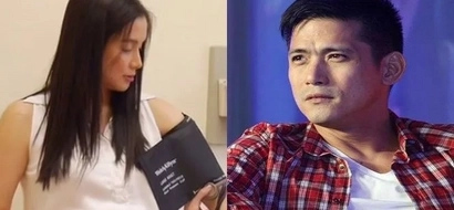 Papasukin niyo ako! Padilla seeks ABS-CBN's help to get US visa in time for Mariel's delivery